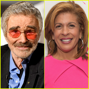 Burt Reynolds Draws Attention for His Comment About Hoda Kotb's Lips