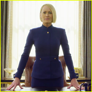 'House of Cards' Debuts First Look at Final Season - Watch Now!