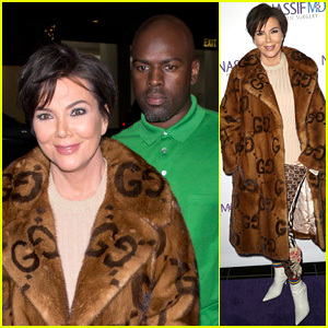 Kris Jenner Gushes Over Kylie as a Mom: 'She Was Just Born to Have Kids!'