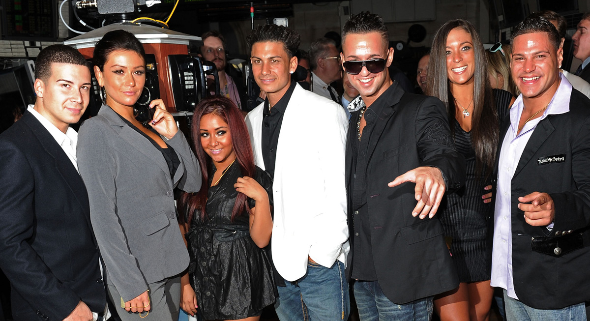 Jersey Shore' Cast Then & Now – Check Out Photos From Season 1 ...