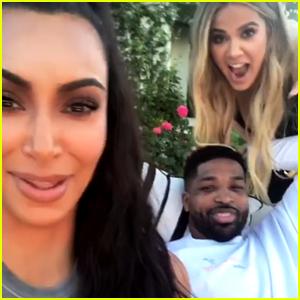 Kim Kardashian Finally Got Tristan Thompson to Unblock Her on Instagram!