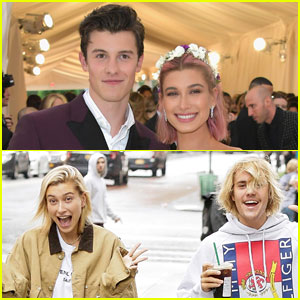 Shawn Mendes Reacts to Justin Bieber & Hailey Baldwin's Rumored Romance