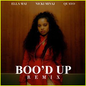 Ella Mai ft. Nicki Minaj & Quavo: 'Bood' Up' Stream, Lyrics & Download - Listen Now!