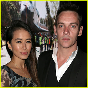 Jonathan Rhys Meyers' Wife Explains Airplane Incident, Thanks Everyone for Compassion During 'Ongoing Battle with Addiction'