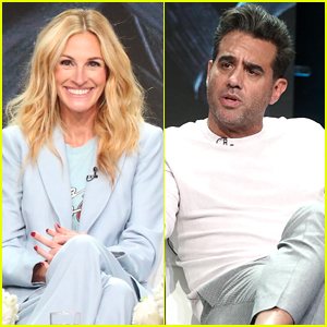 Julia Roberts & Bobby Cannavale Promote New Show 'Homecoming' at Summer TCAs 2018!