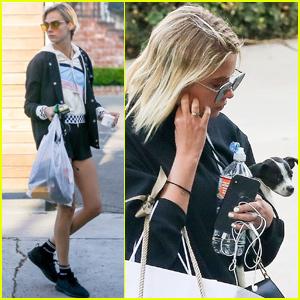 Cara Delevingne & Ashley Benson Take a Shopping Trip Amid Romance Rumors