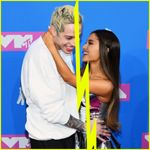 Ariana Grande & Pete Davidson Reportedly Split & Call Off Engagement