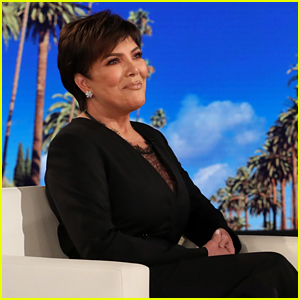 Kris Jenner Says She Can't Control Kanye West, But Will Always Be There for Him (Video)