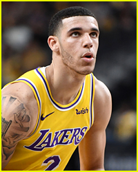 NBA's Lonzo Ball Had to Cover Up This Tattoo in Order to Play