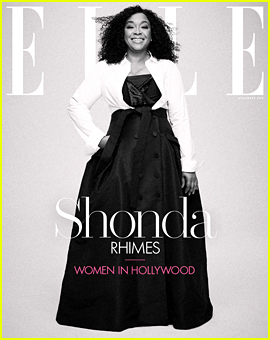 Shonda Rhimes Compares Her Netflix Deal to Christmas!