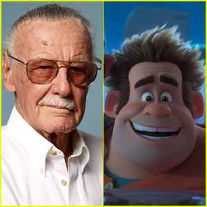 Stan Lee Didn't See His 'Ralph Breaks the Internet' Cameo Before His Death
