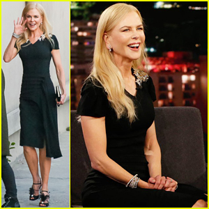 Nicole Kidman Tells 'Kimmel' That Her Daughter Rejected Her Emmy Award - Watch Here!