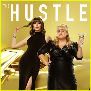 Rebel Wilson Anne Hathaway Are Two Con Artists In The Hustle Trailer Watch Now Alex Sharp Anne Hathaway Emma Davies Ingrid Oliver Movies Rebel Wilson The Hustle Timothy Blake Nelson