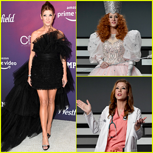 Kate Walsh Wears Fun Costumes While Hosting Costume Designers Guild Awards!