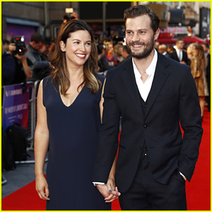 Jamie Dornan & Wife Welcome Third Child - A Baby Girl!