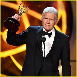 Alex Trebek Wins Outstanding Game Show Host at Daytime Emmy Awards 2019 - Watch Speech!