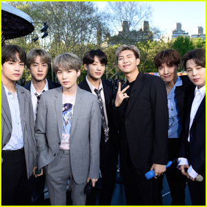 BTS Perform 'Boy With Luv' & 'Fire' On 'Good Morning America' - Watch Now!