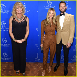 Goldie Hawn & Kevin Love Get Honored at Change Maker Awards 2019!