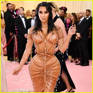 Kim Kardashian's Trainer Responds to Backlash Over Her Met Gala Physique