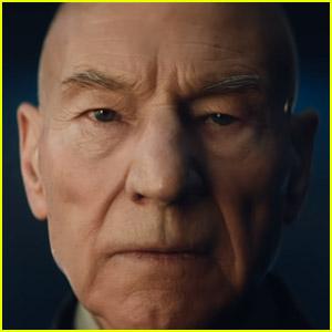 Patrick Stewart Stars in 'Star Trek: Picard' - Watch the First Teaser Trailer!