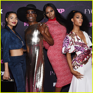 Billy Porter & Co-Stars Strike a 'Pose' at FYC Screening!