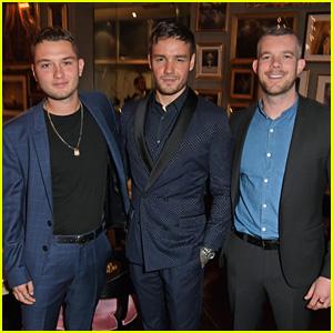 Liam Payne Co-Hosts 'British GQ' Fashion Week Dinner