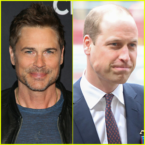 Rob Lowe Clarifies His Criticism Over Prince William's Hairline