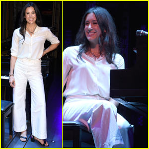 Vanessa Carlton Prepares for Broadway Debut in 'Beautiful - The Carole King Musical' - Watch Now!