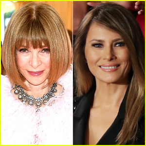 Anna Wintour's Response to Question About Melania Trump's Fashion Is Making Headlines!