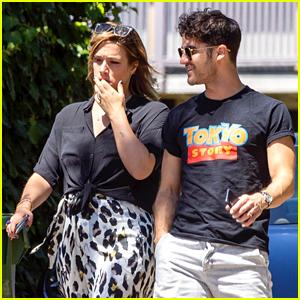 Darren Criss & Wife Mia Swier Go House Hunting in LA!