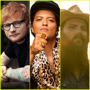 Ed Sheeran, Bruno Mars & Chris Stapleton Drop Amazing 'BLOW' Music Video - Watch Now!