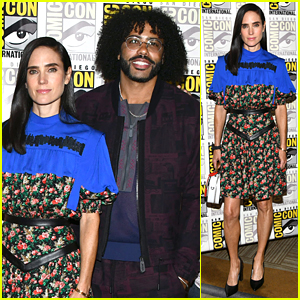 Jennifer Connelly & 'Snowpiercer' Cast Debut Trailer for TBS Series at Comic-Con!