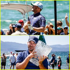 Justin Timberlake & More Lose To Tony Romo at American Century Championship 2019!