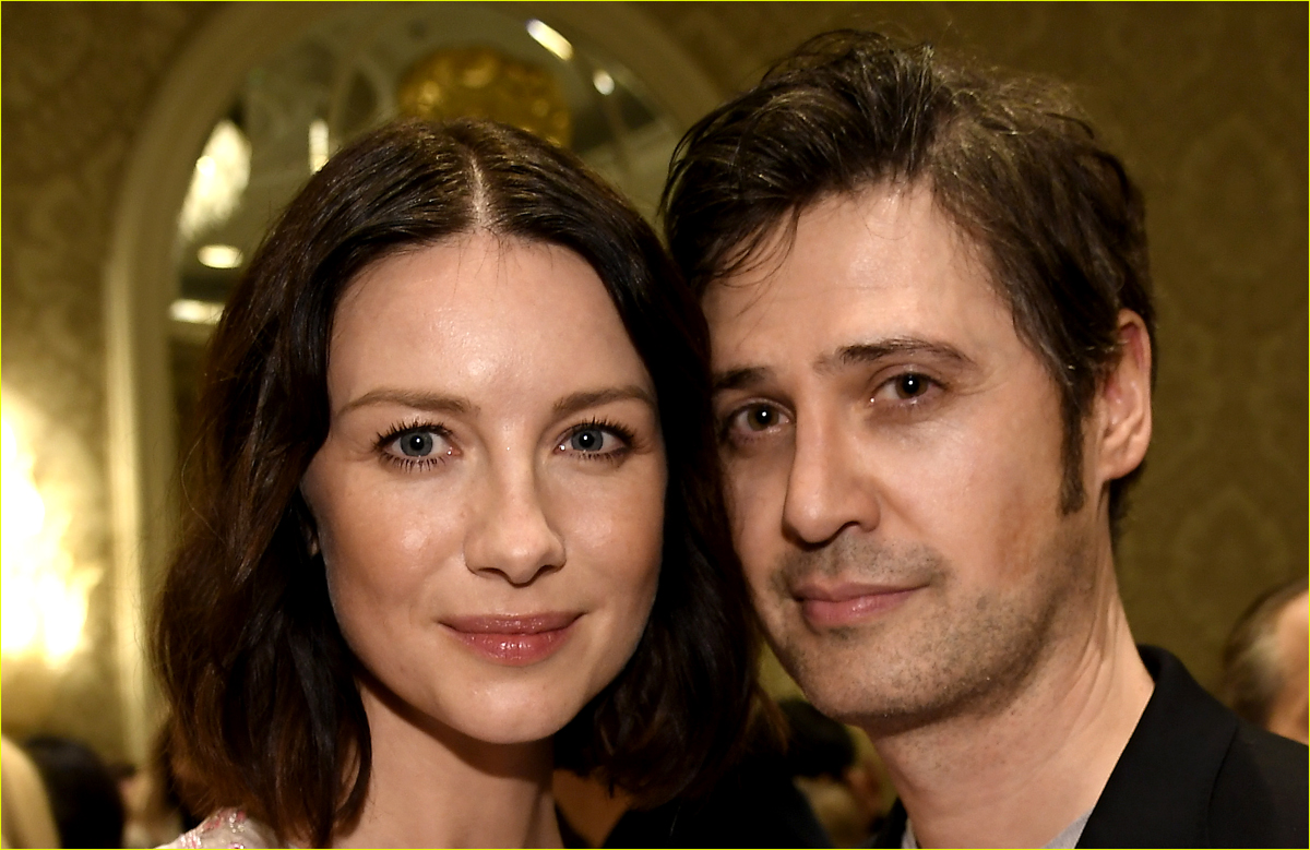 Caitriona married to who balfe is Sam Heughan's