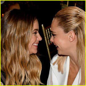 Are Cara Delevingne & Ashley Benson Married?