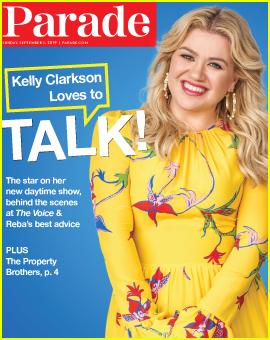 Kelly Clarkson Reveals Reba McEntire's Valuable Life Advice