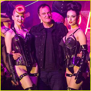 Quentin Tarantino Supports 'Tarantina: Hollywood 1969' Burlesque Show!