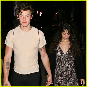 Shawn Mendes & Camila Cabello Have a Date Night Ahead of MTV VMAs 2019!