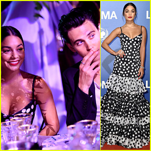 Vanessa Hudgens & Austin Butler Couple Up at UNICEF Summer Gala in Italy