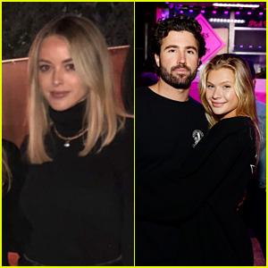 Brody Jenner & New Girlfriend Josie Conseco Attends Same Halloween Event as Ex Kaitlynn Carter