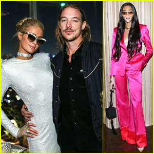 Paris Hilton, Diplo & More Celebrate West Hollywood EDITION Opening Preview!