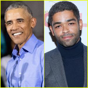 Kingsley Ben-Adir Cast As Barack Obama in CBS James Comey Miniseries