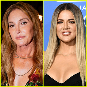Caitlyn Jenner Reveals Khloe Kardashian Hasn't Really Talked to Her Since Transition (Video)