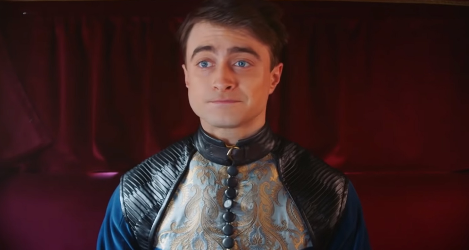 Daniel Radcliffe Heads to the Dark Ages in 'Miracle Workers ...