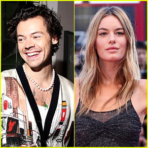 Harry Styles hints he cheated on ex-girlfriend Camille