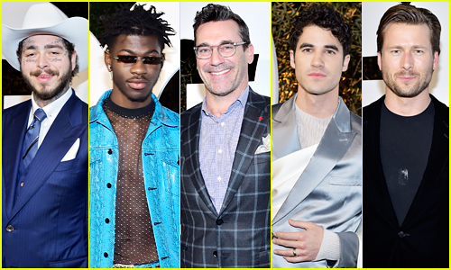 Post Malone, Lil Nas X, Jon Hamm, Darren Criss & More Live It Up at GQ's Men of the Year Party 2019!