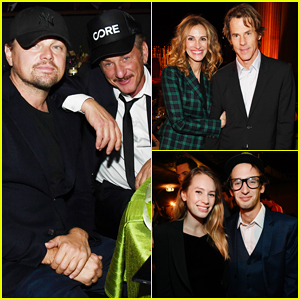 Leonardo DiCaprio, Julia Roberts & More Support Sean Penn at Core Gala 2020!