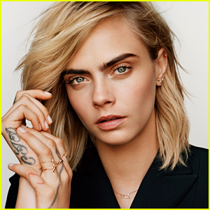 Cara Delevingne Says 'Oui' With The Dior Joaillerie Campaign