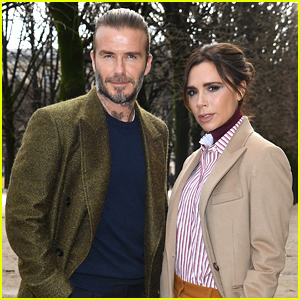 David Beckham Explains Why He Fell in Love With Victoria Beckham (Video)