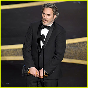 Joaquin Phoenix Wins at Oscars 2020, Uses His Speech to Promote Social Justice & Honor Late Brother River